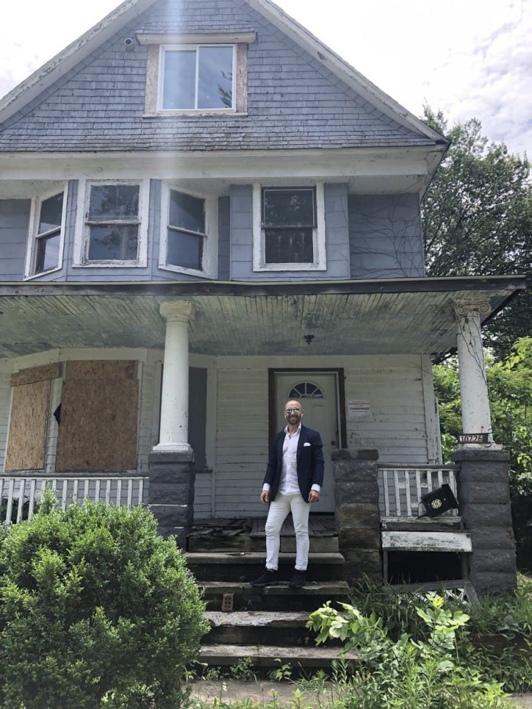 Real estate investment property in Cleveland (Ohio)- Giuseppe Cicorella