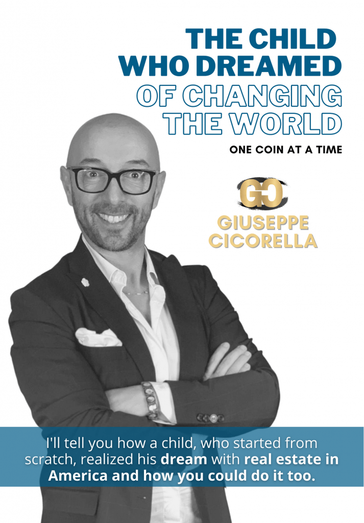 THE CHILD WHO DREAMED OF CHANGING THE WORLD (one coin at a time)